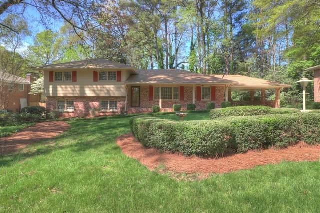 2110 Lavista Circle, Tucker, GA 30084 (MLS #6705508) :: North Atlanta Home Team