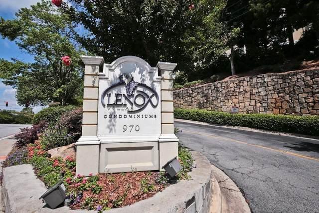 970 Sidney Marcus Boulevard NE #2313, Atlanta, GA 30324 (MLS #6705530) :: Rich Spaulding
