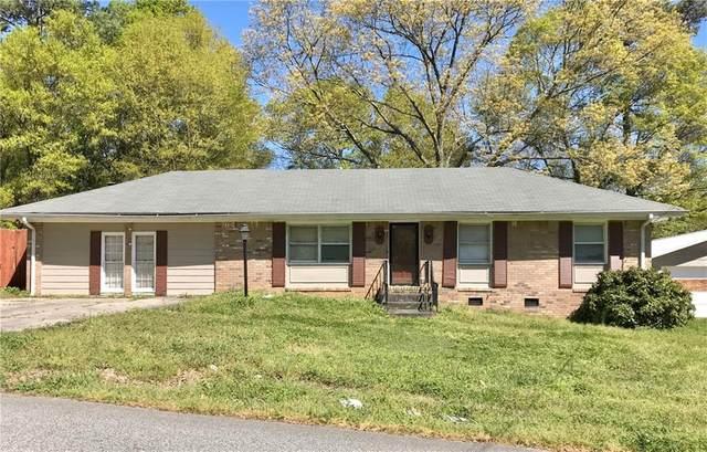 107 Woodglen Drive, Woodstock, GA 30188 (MLS #6705538) :: North Atlanta Home Team