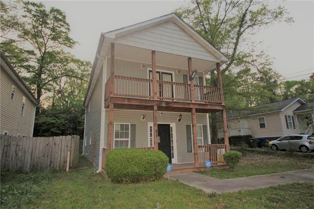 87 Howell Drive SW, Atlanta, GA 30331 (MLS #6705546) :: Path & Post Real Estate