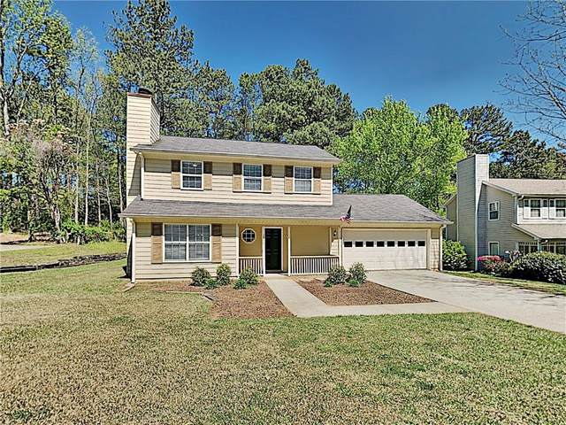 1292 Parkwood Chase NW, Acworth, GA 30102 (MLS #6705580) :: Kennesaw Life Real Estate