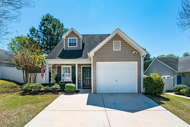 149 Silver Fox Trail, Dallas, GA 30157 (MLS #6705658) :: MyKB Partners, A Real Estate Knowledge Base