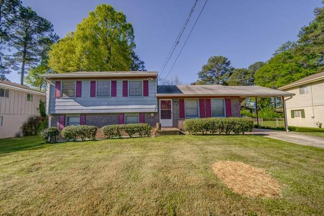 2765 Pattie Court, Ellenwood, GA 30294 (MLS #6705674) :: North Atlanta Home Team