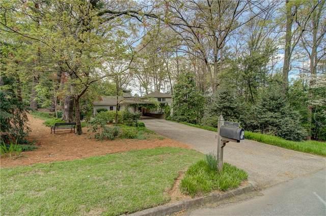 4660 Club Circle NE, Atlanta, GA 30319 (MLS #6705704) :: MyKB Partners, A Real Estate Knowledge Base