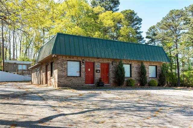6231 Riverdale Road, Riverdale, GA 30274 (MLS #6705712) :: Thomas Ramon Realty