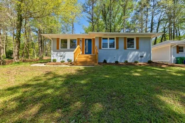 1668 Carter Road, Decatur, GA 30032 (MLS #6705713) :: North Atlanta Home Team