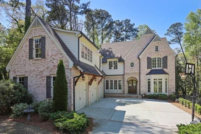 2922 Sequoyah Drive NW, Atlanta, GA 30327 (MLS #6705720) :: Thomas Ramon Realty