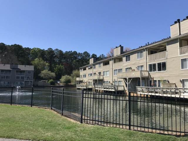 28 Lakes Edge Drive SE, Smyrna, GA 30080 (MLS #6705741) :: Kennesaw Life Real Estate