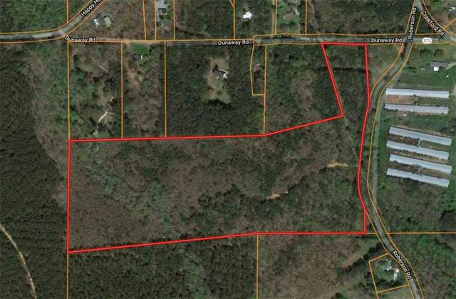 0 Roberson Road, Rockmart, GA 30153 (MLS #6705759) :: Kennesaw Life Real Estate
