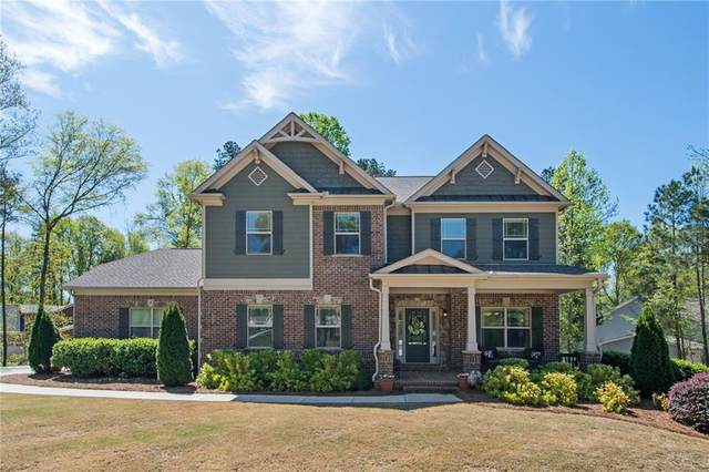 521 Virginia Avenue, Jefferson, GA 30549 (MLS #6705763) :: Charlie Ballard Real Estate