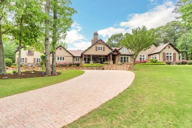 3961 Sloan Mill Road, Gainesville, GA 30507 (MLS #6705770) :: Lakeshore Real Estate Inc.