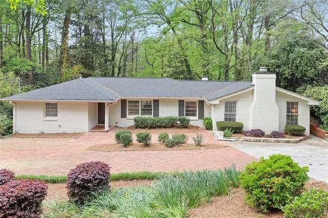 4142 Haverhill Drive, Atlanta, GA 30342 (MLS #6705777) :: Charlie Ballard Real Estate