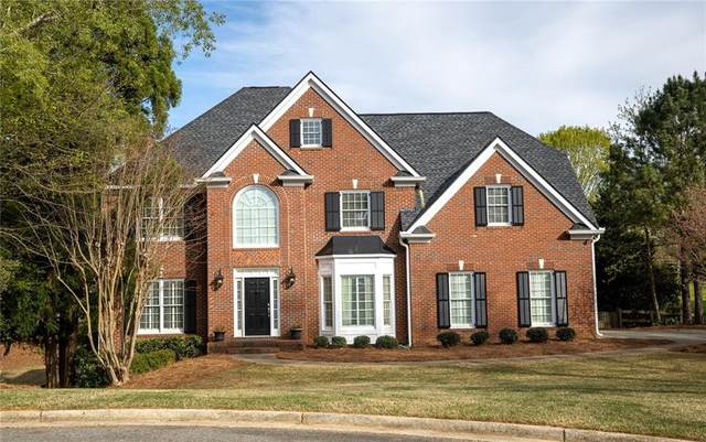 808 Clubhouse Pointe, Woodstock, GA 30188 (MLS #6705814) :: The Cowan Connection Team
