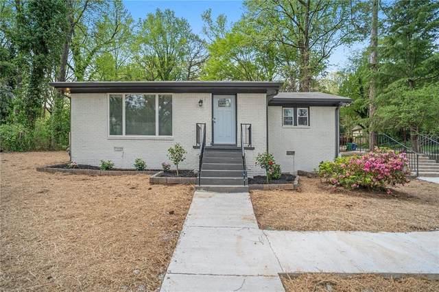 2837 Amelia Avenue, Decatur, GA 30032 (MLS #6705827) :: Thomas Ramon Realty
