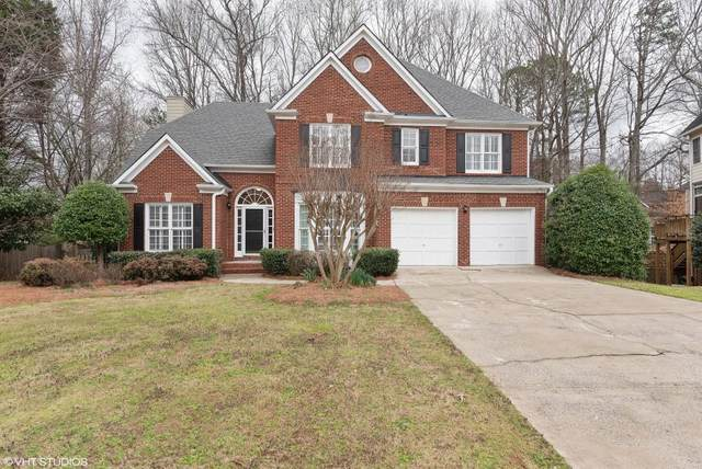 610 Evening Pine Lane, Alpharetta, GA 30005 (MLS #6705840) :: Path & Post Real Estate