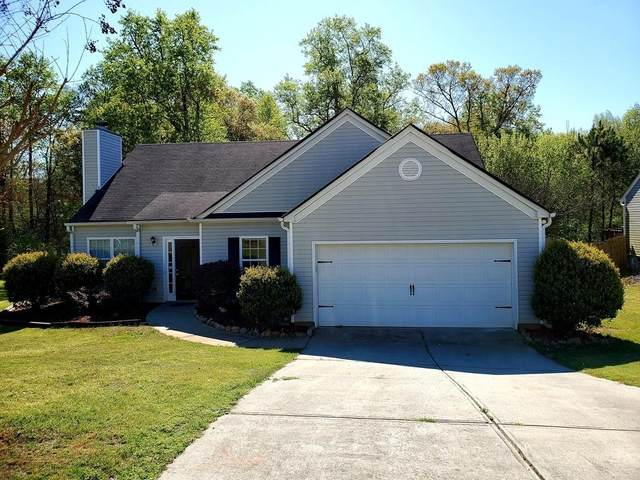 967 Haymon Drive, Winder, GA 30680 (MLS #6705845) :: The North Georgia Group