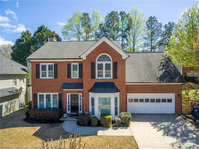 550 Creek Landing Lane, Alpharetta, GA 30005 (MLS #6705867) :: RE/MAX Prestige
