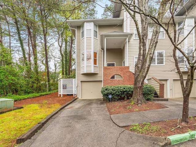 101 Ivy Green Lane SE, Marietta, GA 30067 (MLS #6705890) :: North Atlanta Home Team