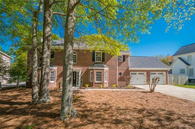 6002 Wyndham Woods Drive, Powder Springs, GA 30127 (MLS #6705894) :: The Cowan Connection Team