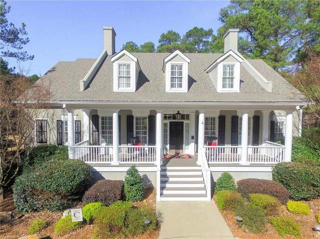 125 Meeting House Road, Fayetteville, GA 30215 (MLS #6705900) :: Path & Post Real Estate