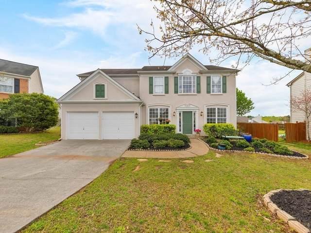 2205 Sugar Maple Court NE, Acworth, GA 30101 (MLS #6705901) :: Kennesaw Life Real Estate
