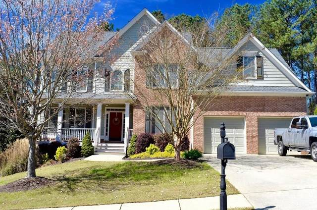 91 Paddington Place, Acworth, GA 30101 (MLS #6705941) :: MyKB Partners, A Real Estate Knowledge Base