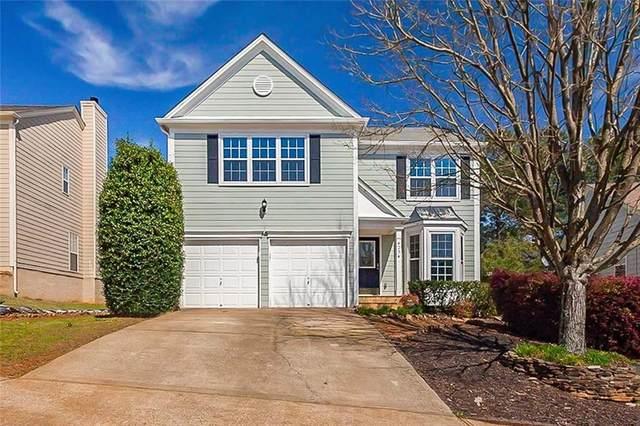 4234 Clearvista Lane NW, Acworth, GA 30101 (MLS #6705943) :: Kennesaw Life Real Estate
