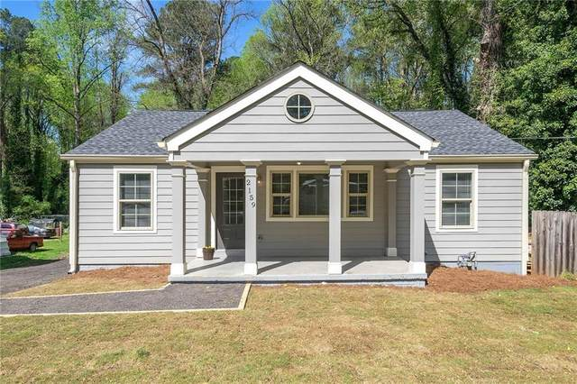 2159 Connally Drive, East Point, GA 30344 (MLS #6705951) :: Path & Post Real Estate