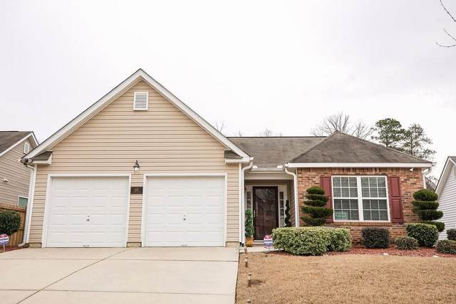 4815 Buckeye Place, College Park, GA 30349 (MLS #6705952) :: Good Living Real Estate
