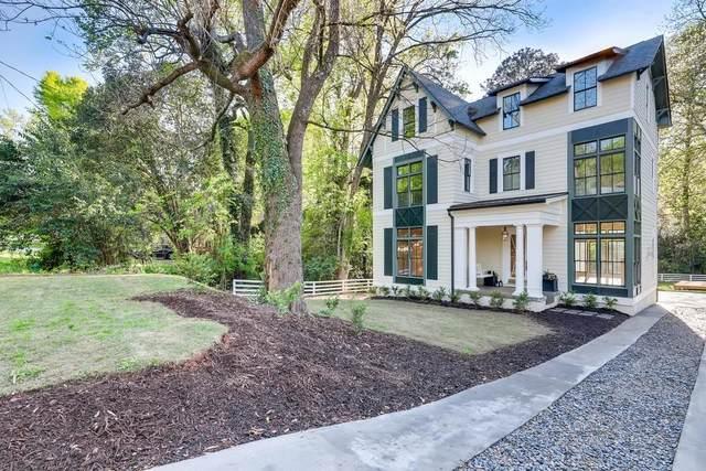 116 Medlock Road, Decatur, GA 30030 (MLS #6705956) :: Good Living Real Estate