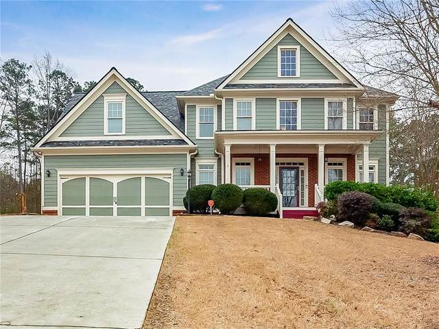2190 Wood Valley Drive, Loganville, GA 30052 (MLS #6705961) :: Charlie Ballard Real Estate
