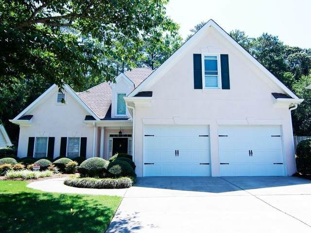 4009 Tritt Homestead Drive, Marietta, GA 30062 (MLS #6705962) :: The Cowan Connection Team