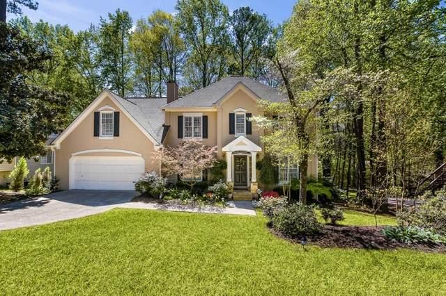 2057 Sanderlings Drive NW, Kennesaw, GA 30152 (MLS #6705967) :: Kennesaw Life Real Estate