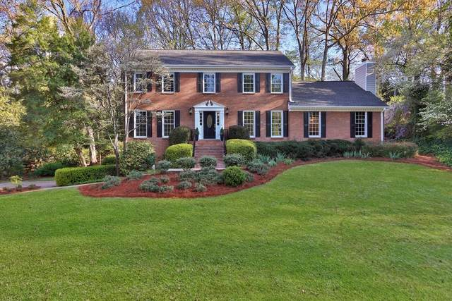 3211 Turtle Lake Court, Marietta, GA 30067 (MLS #6705976) :: The Cowan Connection Team