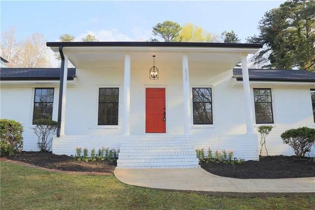 2932 Glen Haven Drive, Gainesville, GA 30504 (MLS #6706008) :: Lakeshore Real Estate Inc.