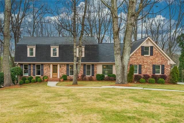 225 Hunters Point, Atlanta, GA 30328 (MLS #6706016) :: RE/MAX Paramount Properties