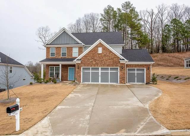 467 Greyfield Drive, Canton, GA 30115 (MLS #6706021) :: Path & Post Real Estate