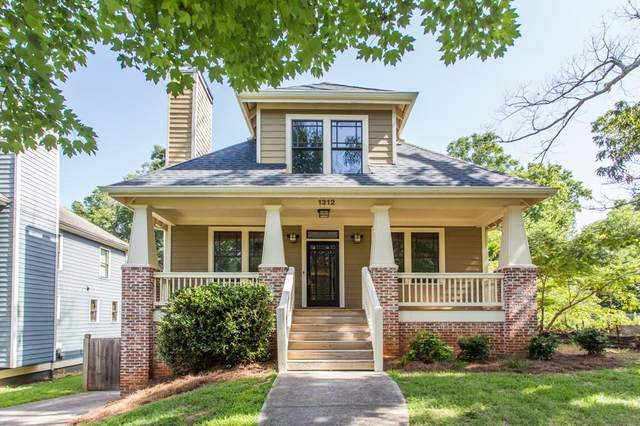 1312 Sargent Avenue SE, Atlanta, GA 30316 (MLS #6706037) :: RE/MAX Prestige