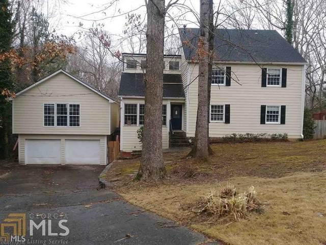 2308 Fox Hound Parkway, Marietta, GA 30062 (MLS #6706041) :: Path & Post Real Estate