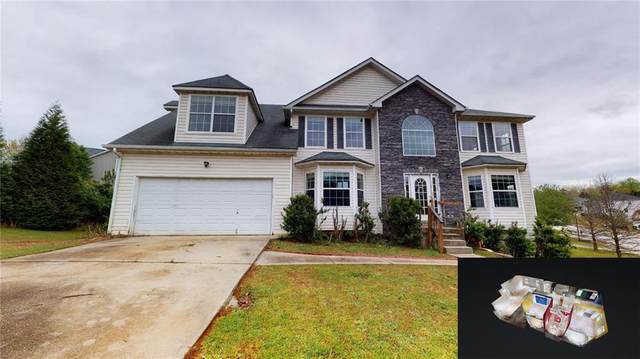 4661 Glider Circle, Douglasville, GA 30135 (MLS #6706056) :: North Atlanta Home Team