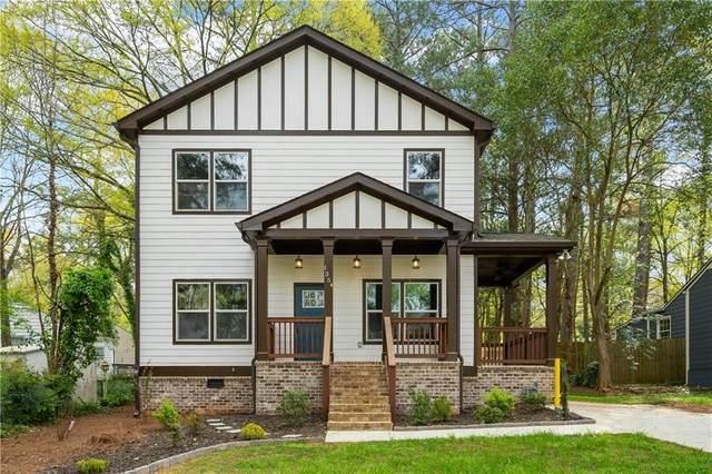 1354 Fenway Circle, Decatur, GA 30030 (MLS #6706082) :: RE/MAX Prestige