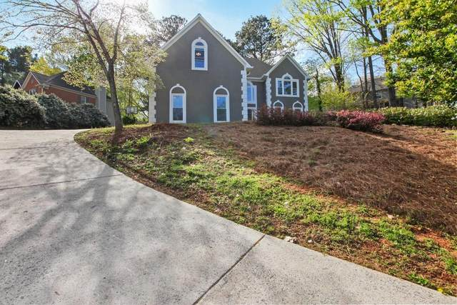 5841 Brookstone Overlook, Acworth, GA 30101 (MLS #6706104) :: North Atlanta Home Team