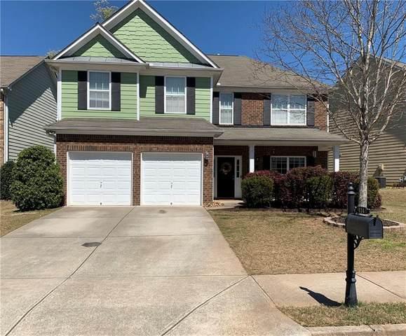 114 Hidden Lake Circle, Canton, GA 30114 (MLS #6706133) :: Path & Post Real Estate