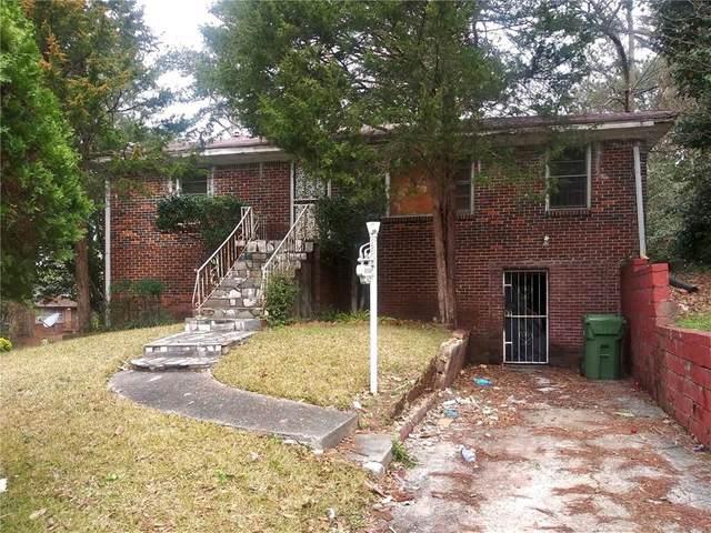 1929 Penelope Road NW, Atlanta, GA 30314 (MLS #6706142) :: North Atlanta Home Team