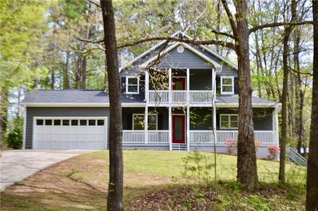 1326 Creekview Drive, Auburn, GA 30011 (MLS #6706160) :: The North Georgia Group