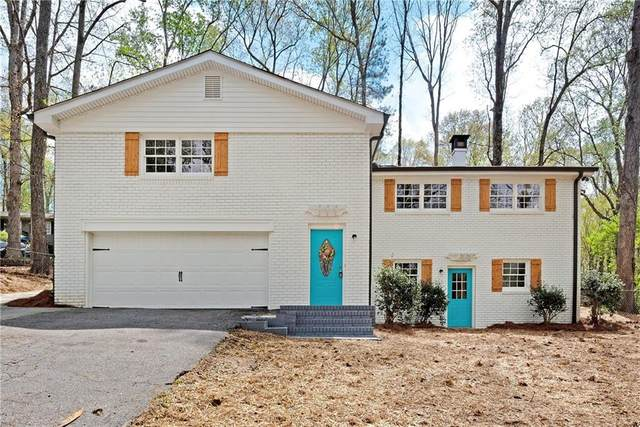 4375 Rolling Oaks Court NW, Kennesaw, GA 30152 (MLS #6706169) :: The Cowan Connection Team