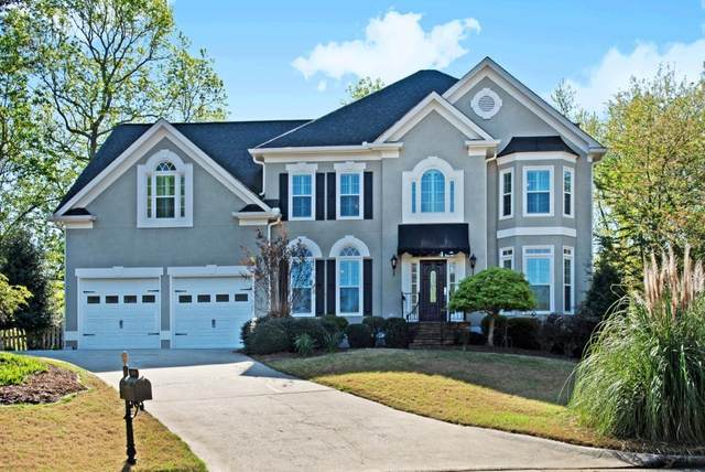 220 Lake Heights Drive, Johns Creek, GA 30022 (MLS #6706238) :: The North Georgia Group