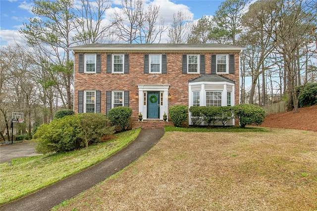 1871 O Shea Lane, Marietta, GA 30062 (MLS #6706240) :: The Heyl Group at Keller Williams