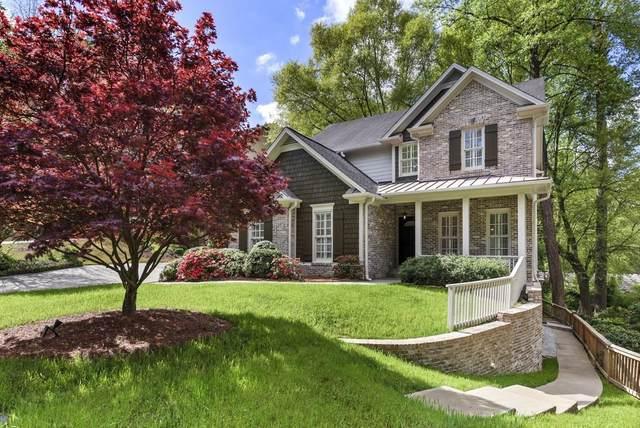 1361 Arnold Avenue NE, Atlanta, GA 30324 (MLS #6706308) :: RE/MAX Prestige