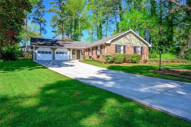 586 Maribee Drive, Tucker, GA 30084 (MLS #6706321) :: Thomas Ramon Realty